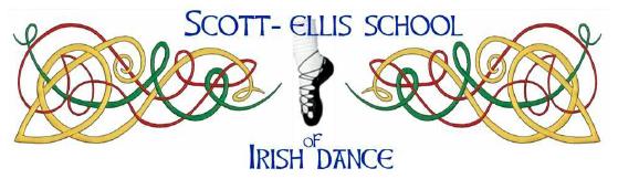 Scott-Ellis School of Irish Dance Logo